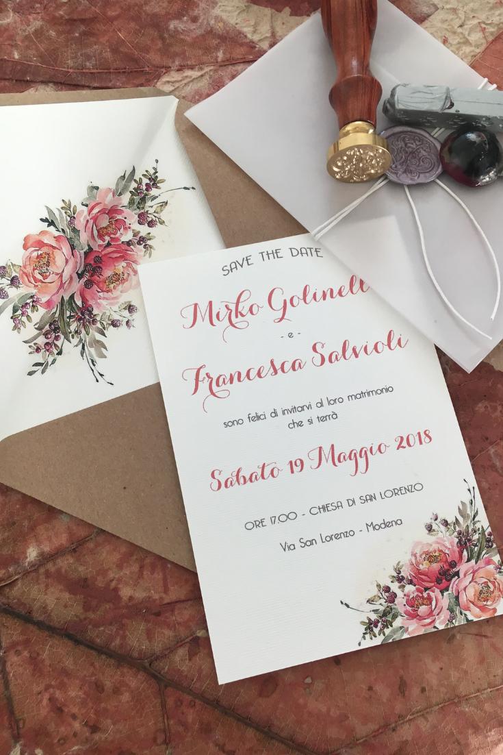 Partecipazioni Matrimonio 2018.Partecipazioni Di Nozze 45 Proposte Per Tutti I Gusti Nozze