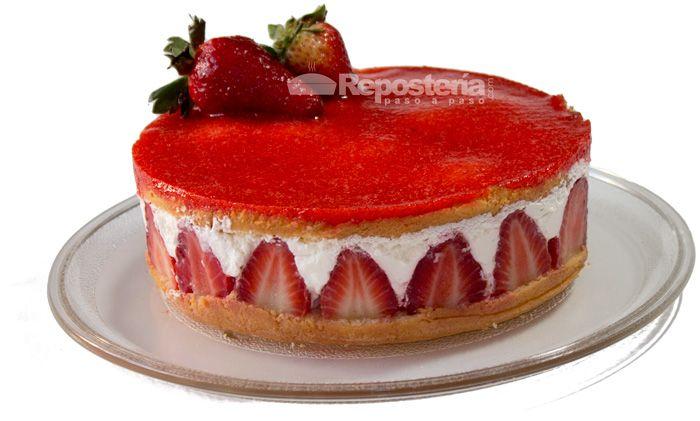 receta de un pastel sencillo