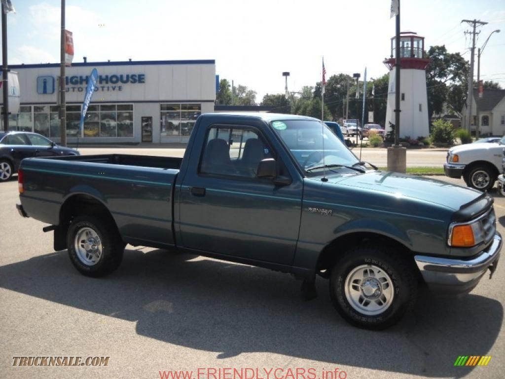 Nice 2000 ford ranger green car images hd 1997 ford ranger xlt regular cab in medium willow green metallic