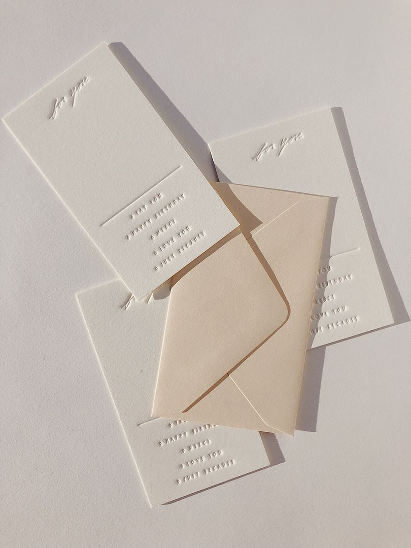 Wilde House Paper Leads Their Stationery Brand With Intention - Design Milk