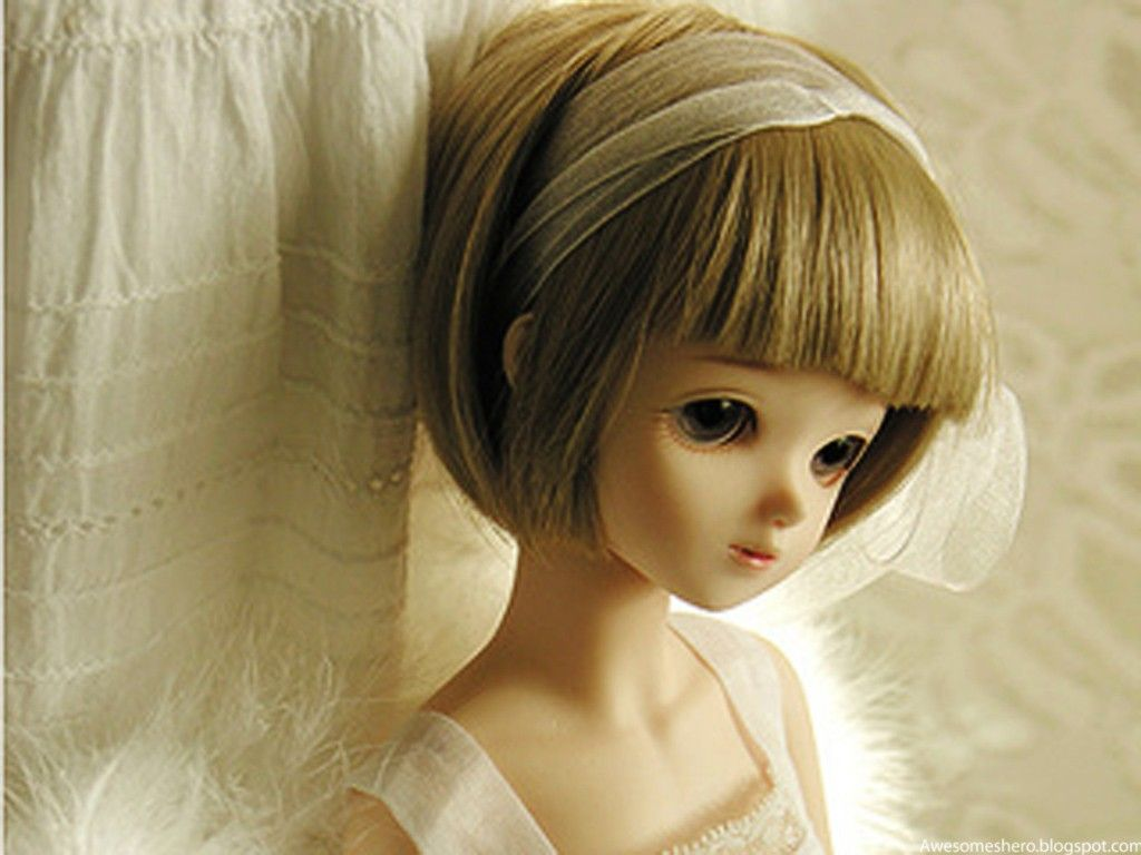 beautiful doll hd wallpapers - photo #22