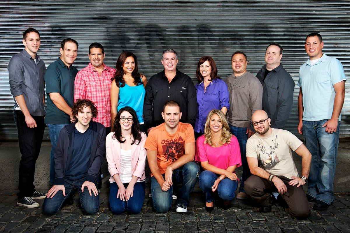 Blue apron elvis duran - Elvis Duran And The Morning Show
