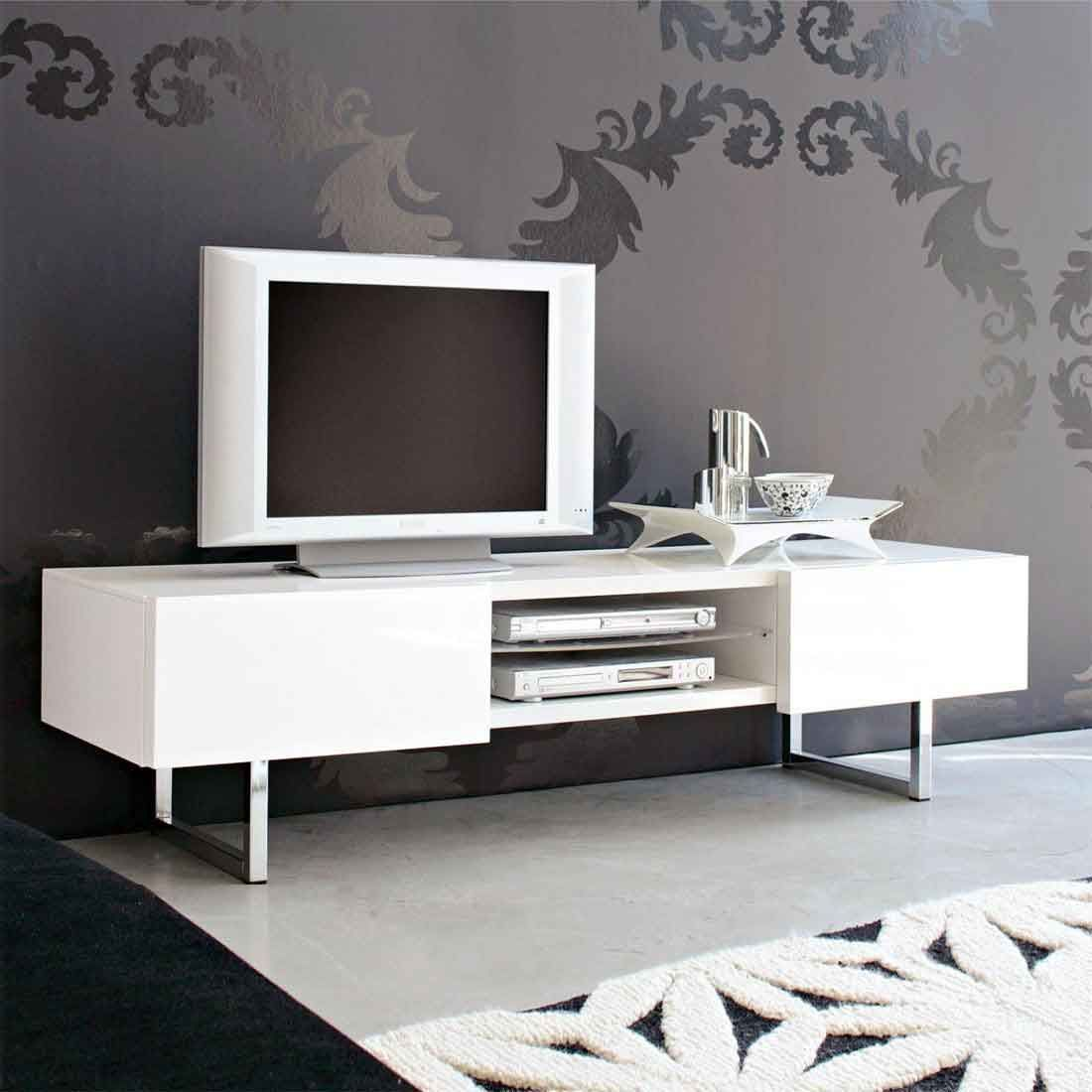 White Tv Stand Ideas. White Tv Stand Ideas   Home Design   D cor   Pinterest   White tv