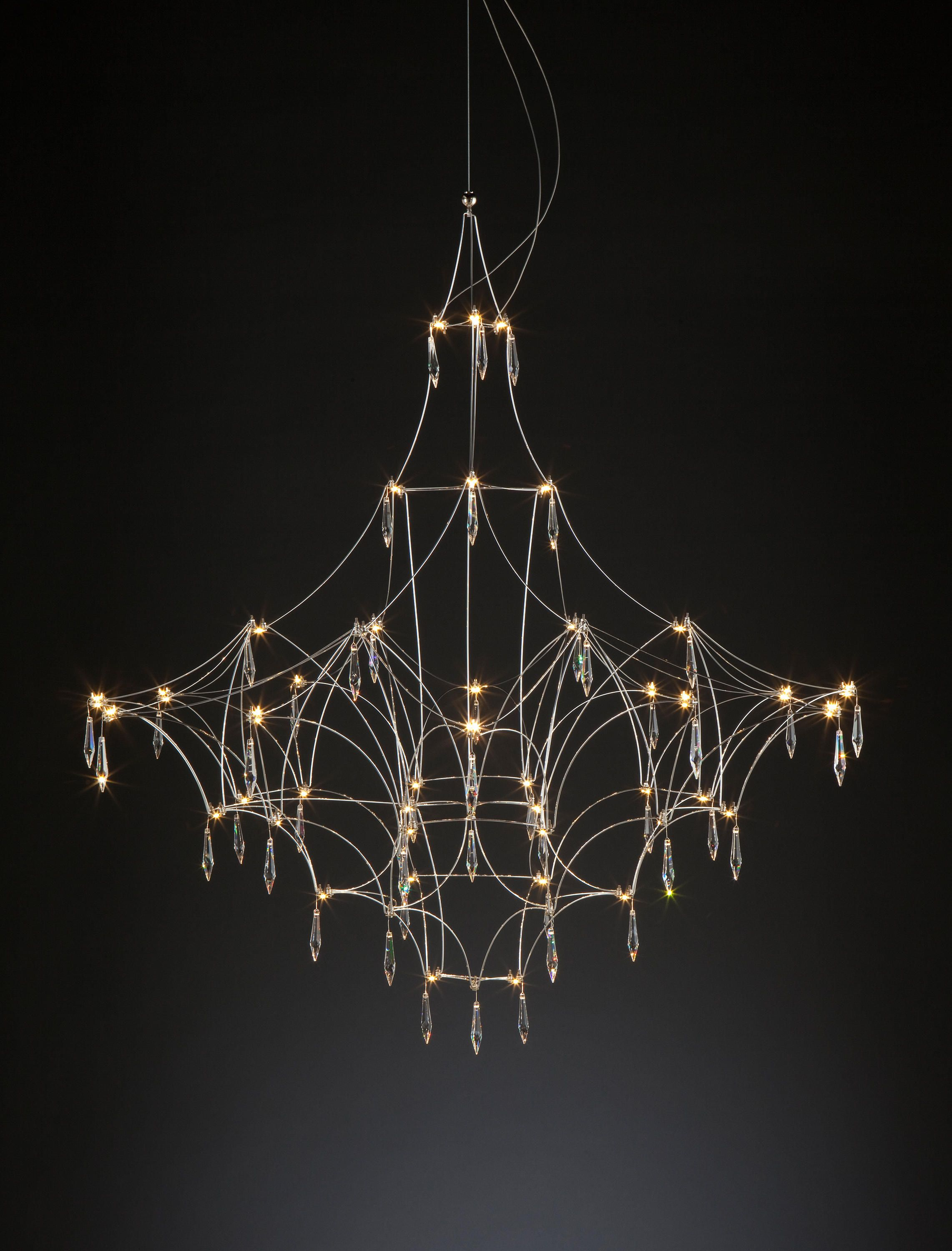 suspended lighting. MIRA SUSPENDED LAMP - General Lighting From Quasar | Architonic Suspended
