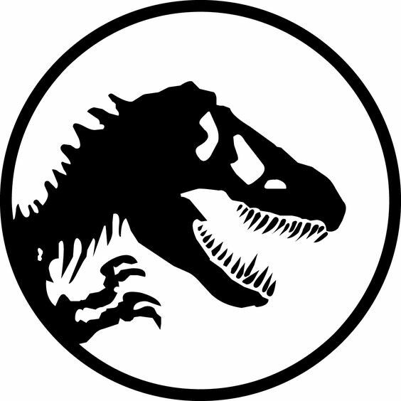 Jurassic Park Symbols Pinterest Park Cricut And