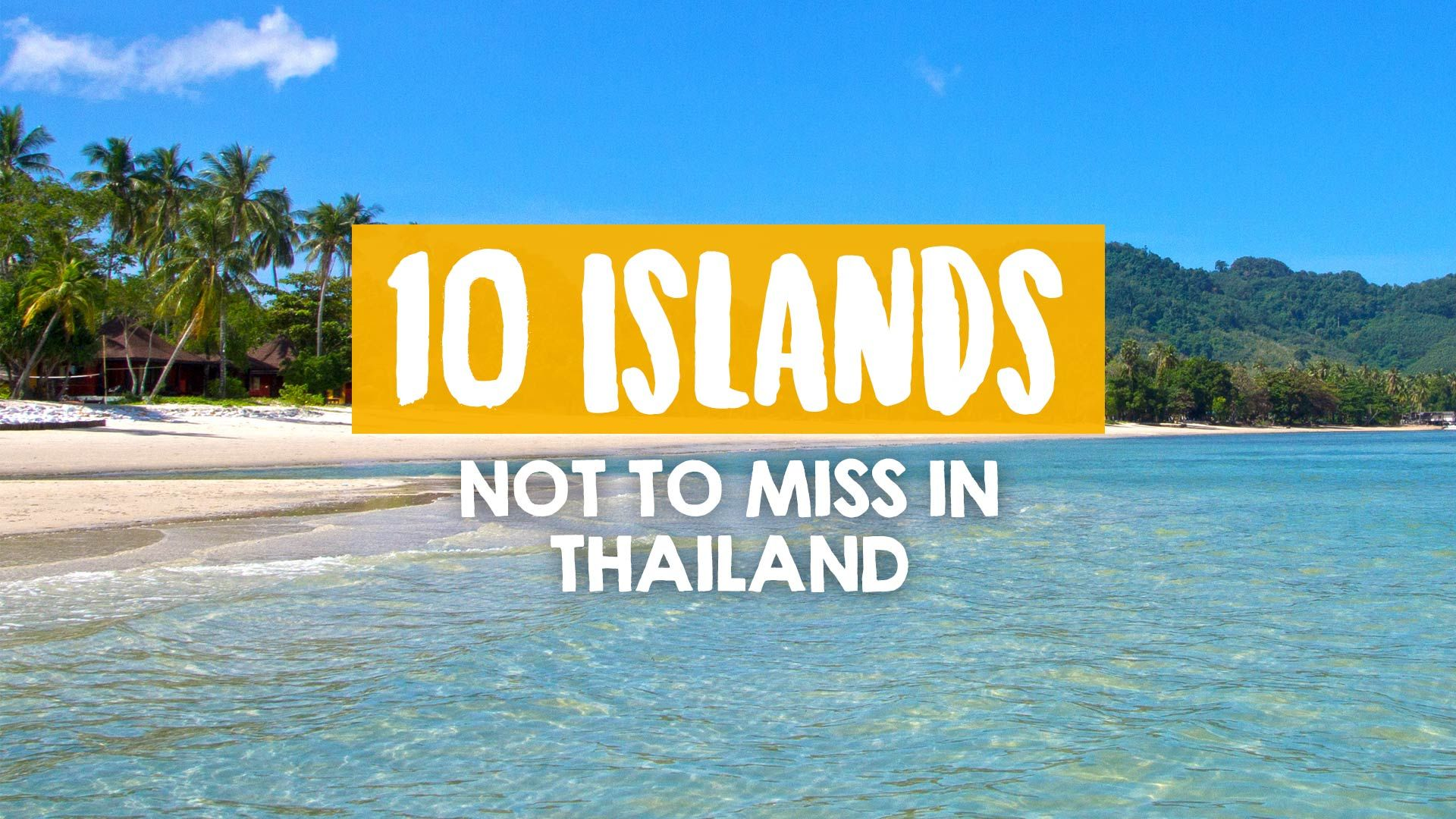 Phuket Geheimtipps 10 Islands Not To Miss In Thailand Thailand Vaca Thailand