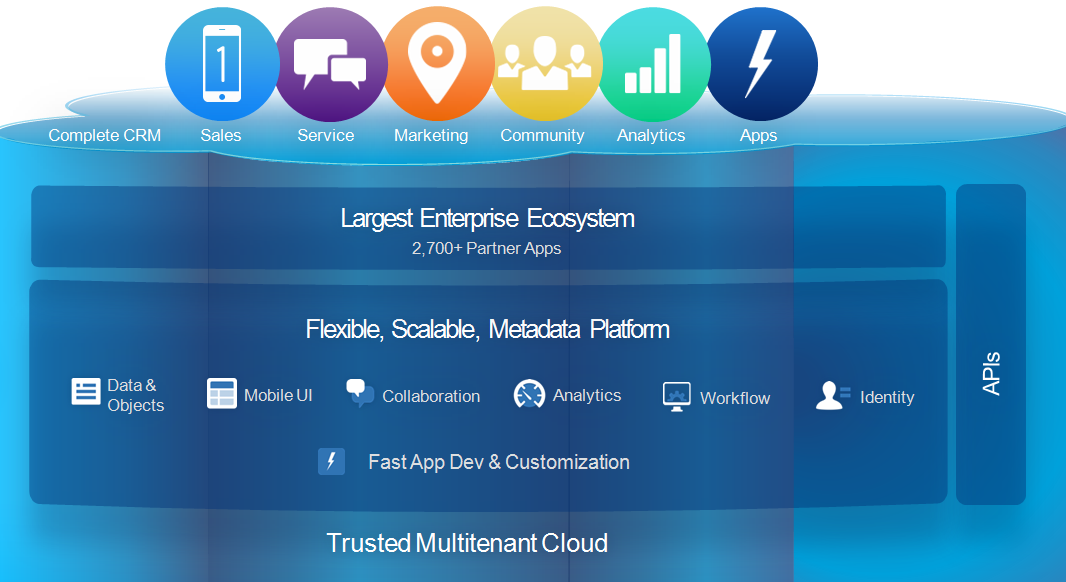 Salesforce Platform Basics Salesforce Salesforce Developer Marketing Services