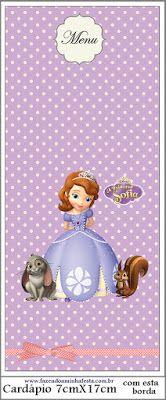 Photo of Princesinha Sofia da Disney – Kit Completo com molduras para…