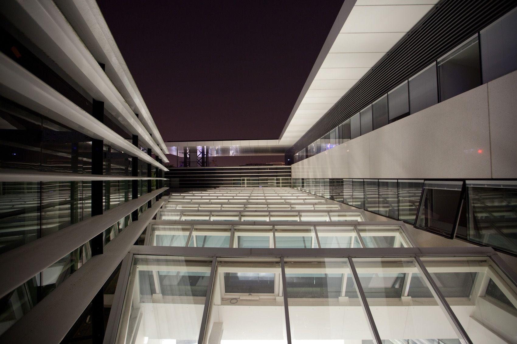 © 11h45 / Conseil Général de la Gironde (33) - Art'ur Architectes