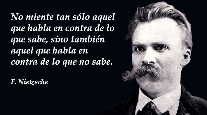 Las Mejores Frases De Friedrich Nietzsche Filósofo Músico