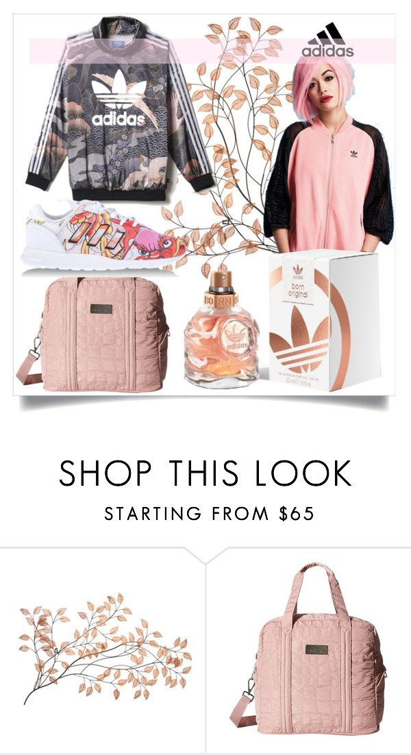 """""""Rita. """" by julianamourning ❤ liked on Polyvore featuring adidas and adidas Originals"""