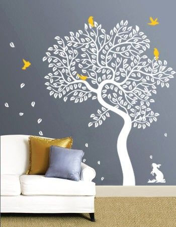 How To Create A Tree Themed Childrenu0027s Bedroom Part 24