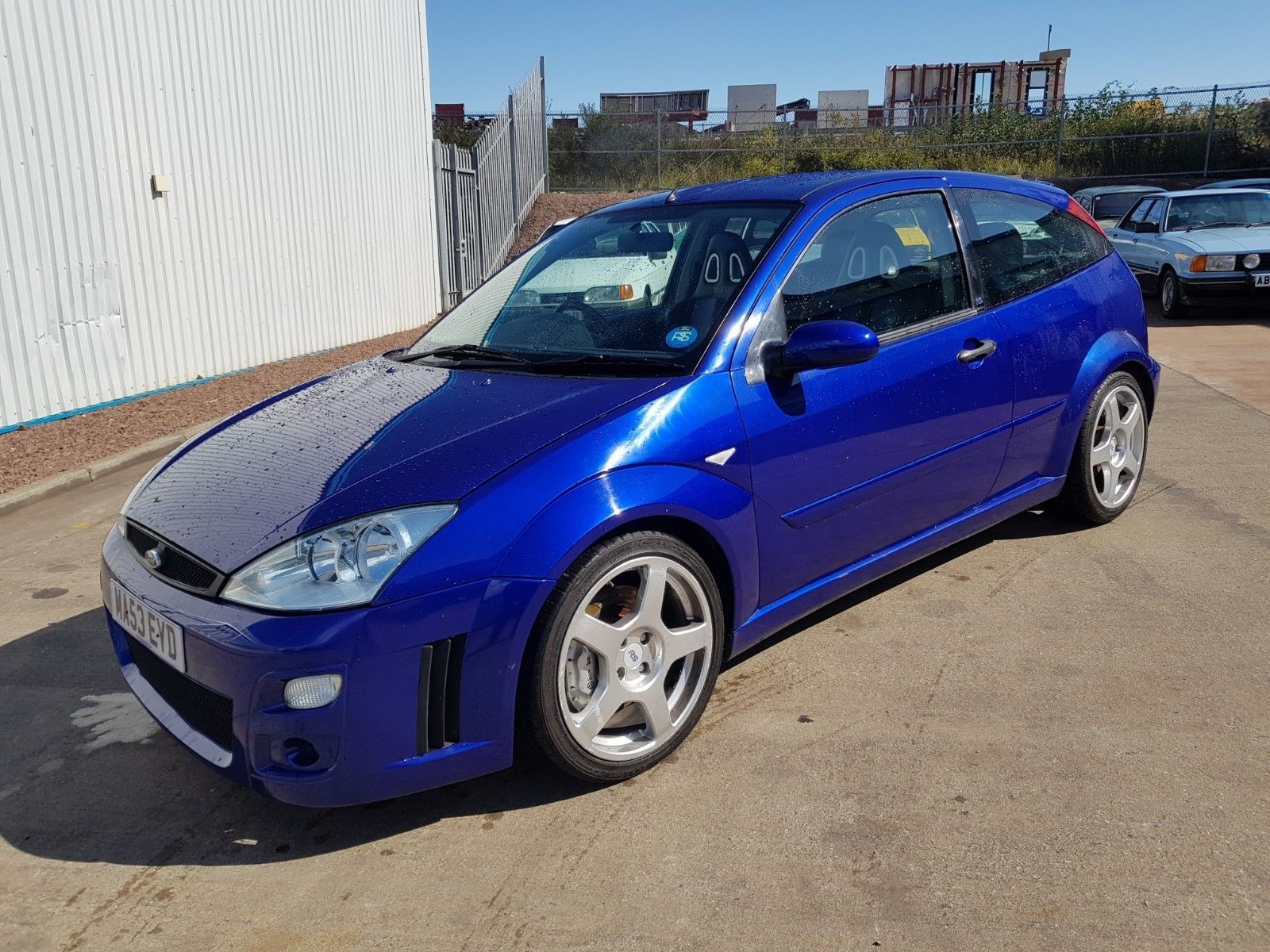Ford Focus Rs Mk1 On Ebay Here Https Ebay To 2q9uc1k Ford
