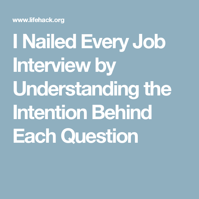 behavioral interview questions