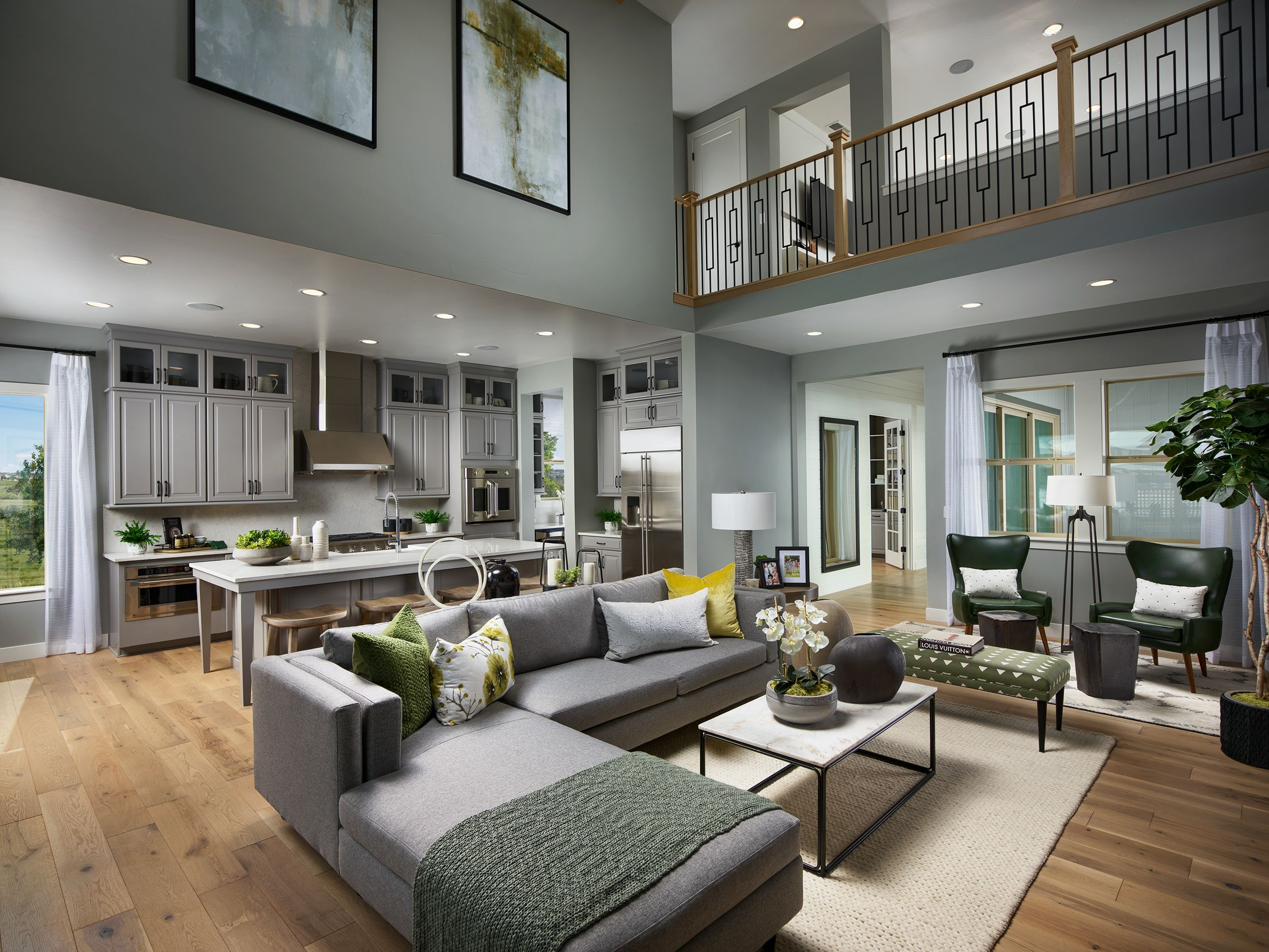 Graceful Interiors Await In This Denver Dreamhome Instahome
