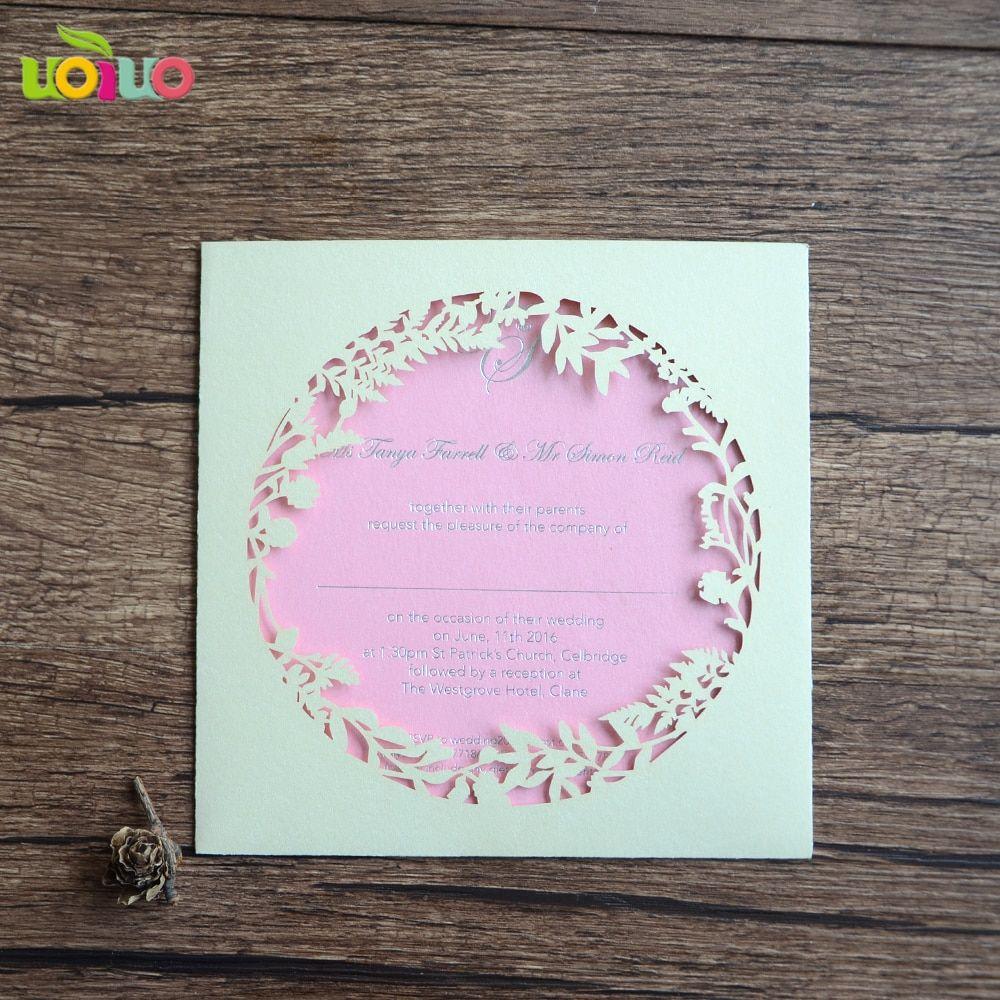wedding invitation cards cheap price  vintage wedding