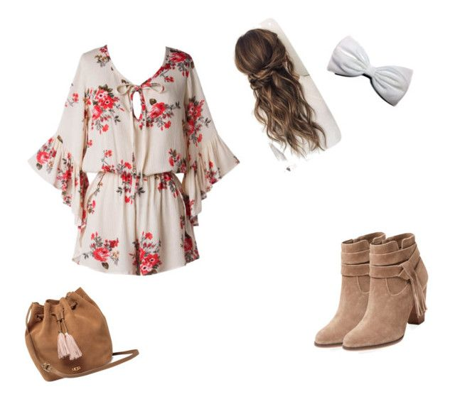 """""""Kara"""" by swinterb on Polyvore featuring Steven by Steve Madden and UGG"""