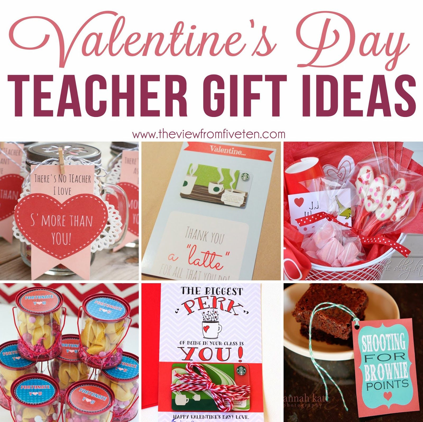Classroom Ideas For Valentines Day ~ Valentine s day gift ideas for teachers holidays