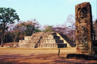 How To Travel From Guatemala To Copan Mayan Ruins Central - 7 ancient ruins of central america
