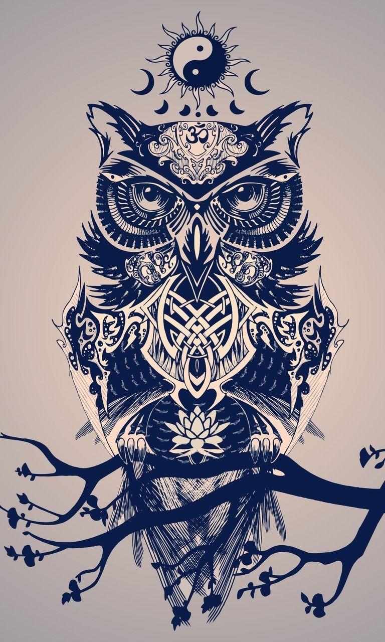 Wallpaper Leg Tattoos Tattoos Owl Tattoo Design