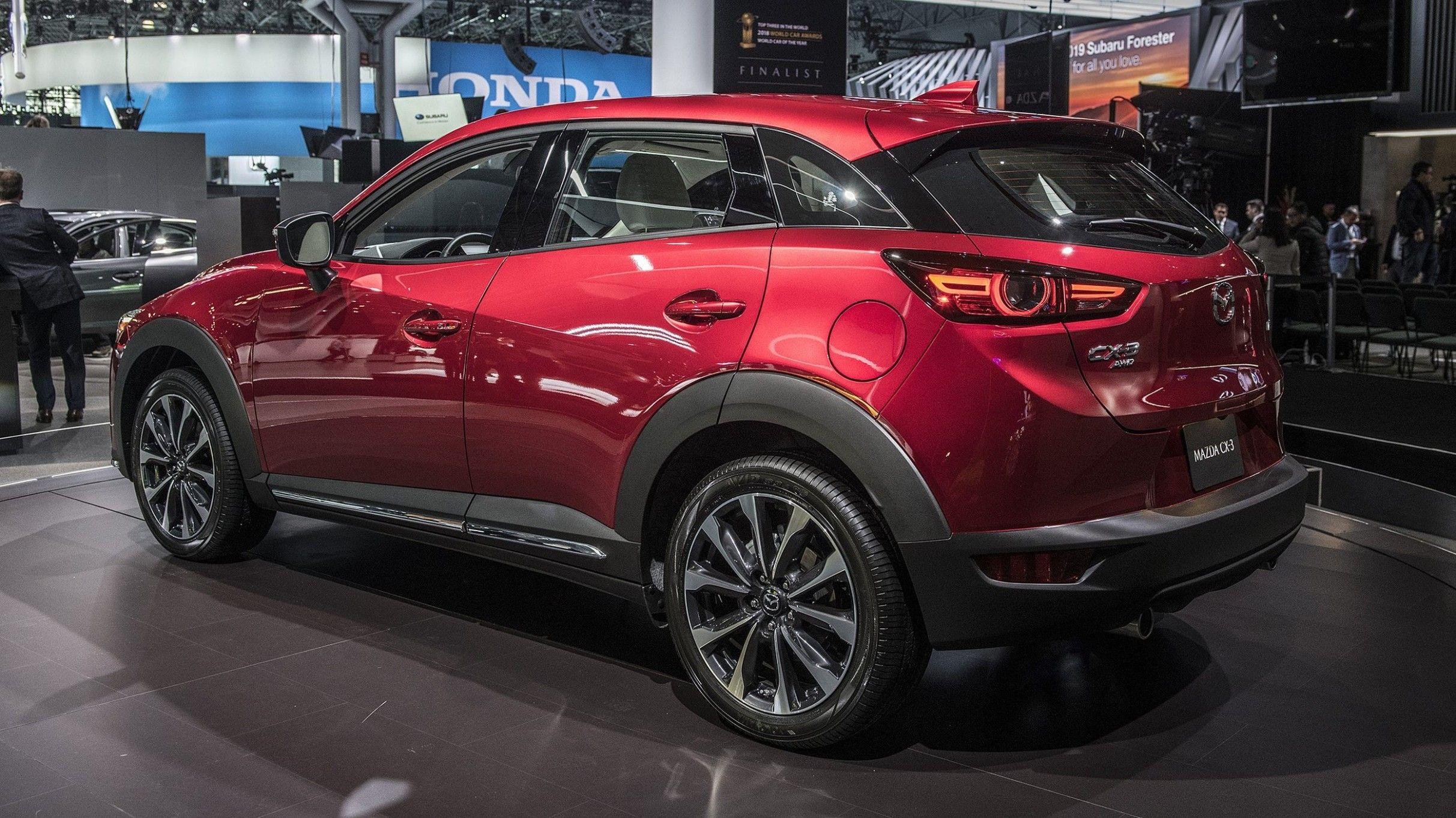 2021 Mazda CX-3 Release