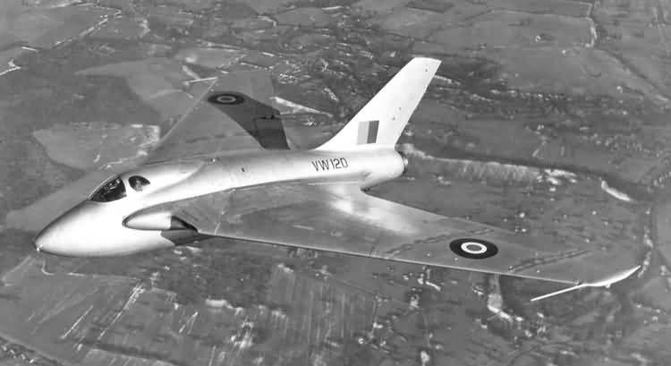 "de Havilland DH.108 ""Swallow"""