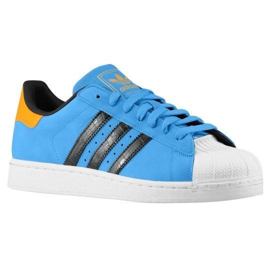 adidas superstar bleu jaune