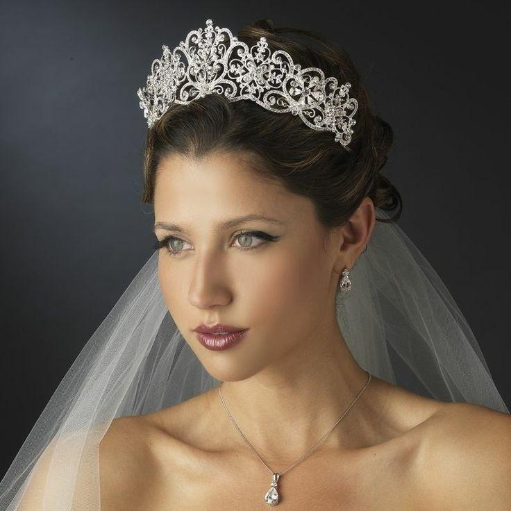 princess tiara for weddings Google Search Couronne de