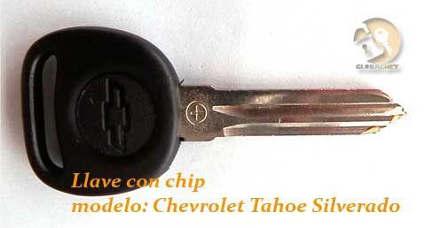 Modelo: Chevrolet Tahoe Silverado