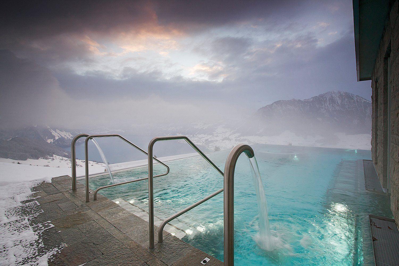 Hotel Villa Honegg pour hotel villa honegg - switzerland - spa and restaurant | hotel villa