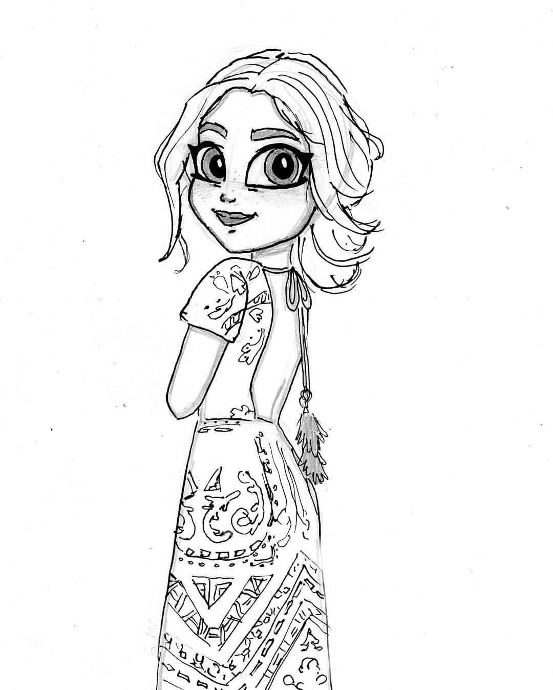 Ausmalbilder Soy Luna Malvorlagen Cartoon Zeichnungen Zeichenvorlagen