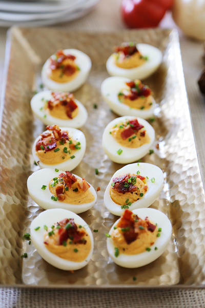The Best Way to Make Deviled Eggs For the Holidays
