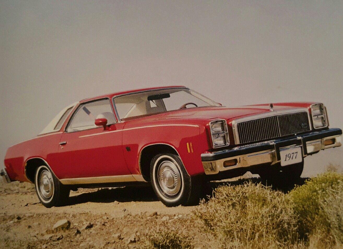 1977 Chevrolet Malibu Classic Coupe Chevrolet Malibu Chevrolet
