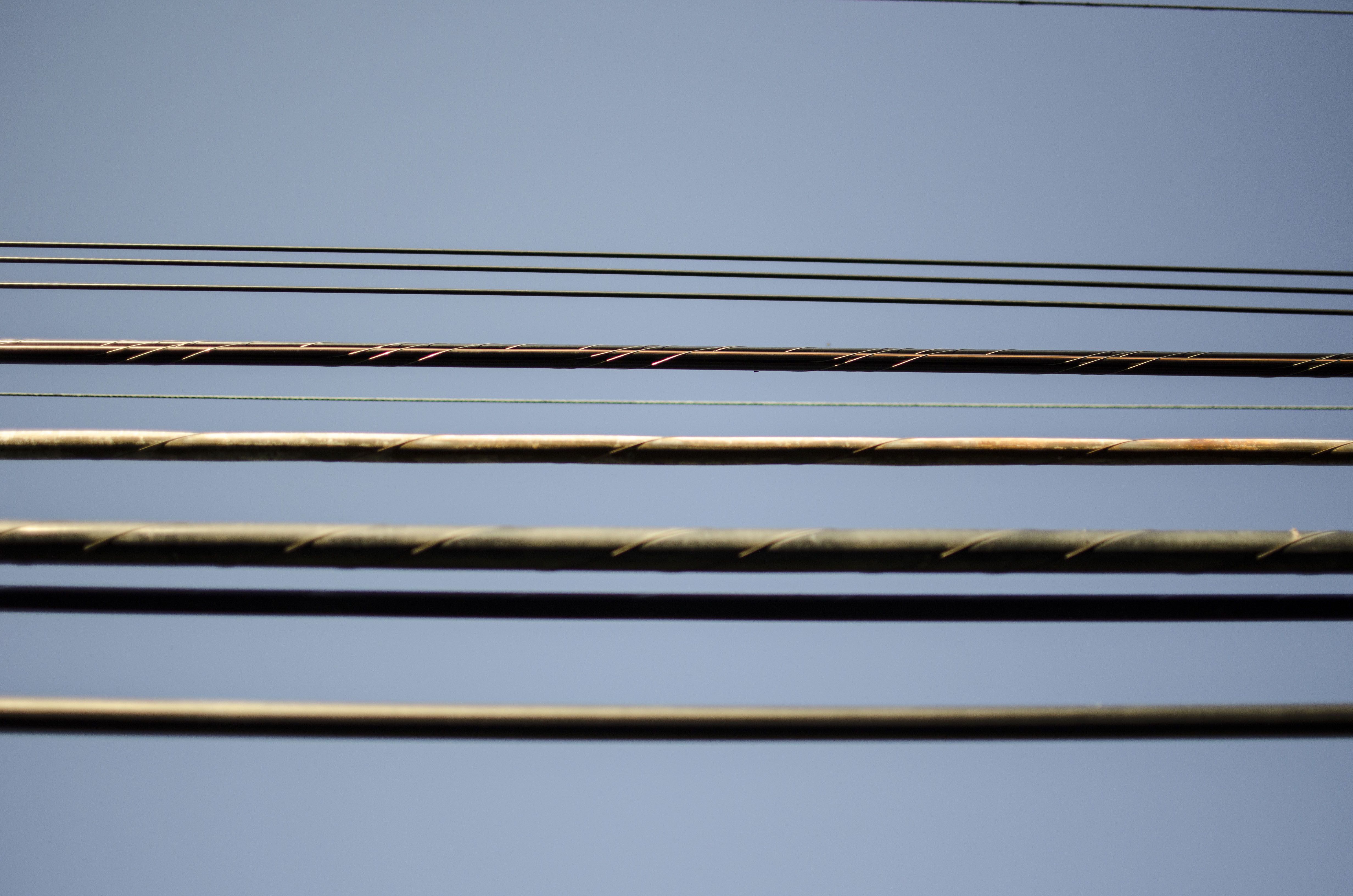 Wires by Justin Ackerman