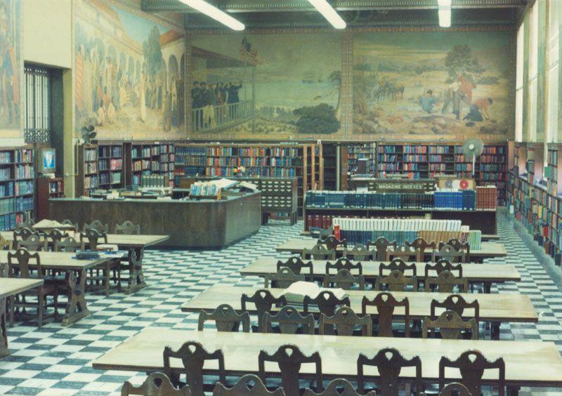 Similar California History Reading Room History