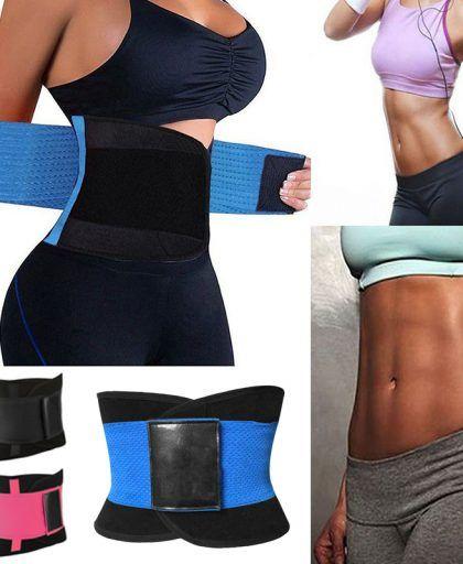 ce9adde7cc Women Waist Trainer Corset Belt Body Shapers