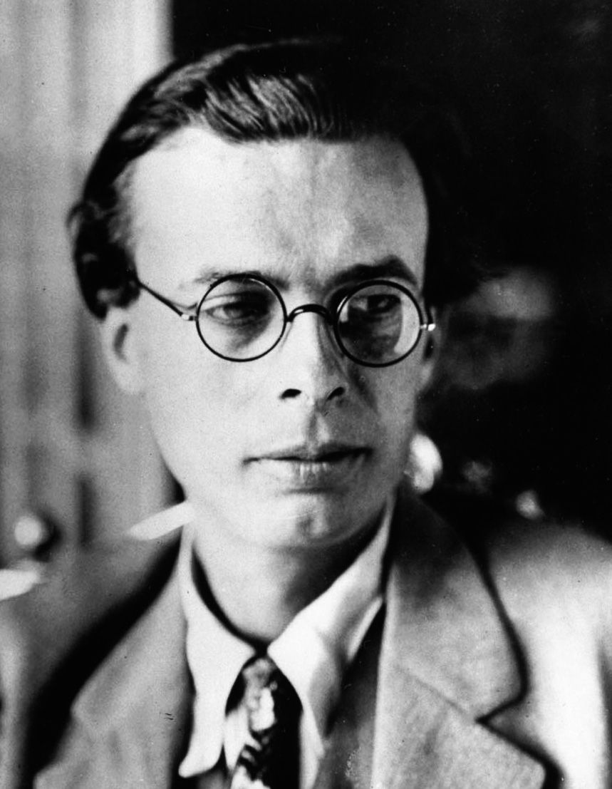 Image result for aldous leonard huxley