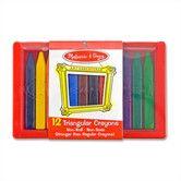 Found it at Wayfair - Triangular Crayon Set