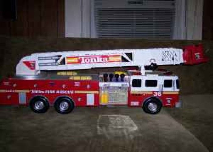 Toy Fire Trucks With Lights And Sirens Wow Blog