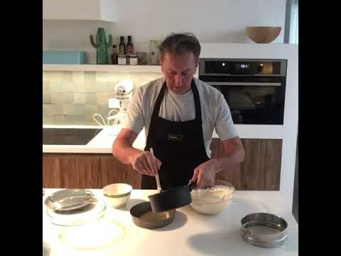 275 Stefan Elias Bakt Het Basisrecept Biscuit Youtube Biscuits Desserts