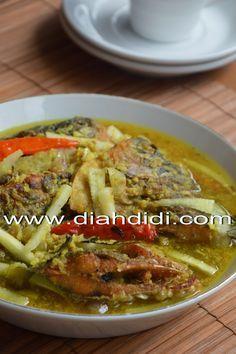 Diah Didi S Kitchen Ikan Bawal Acar Kuning Resep Masakan Resep Ikan Masakan