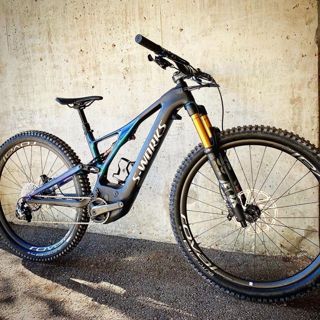 E Bike Society Specialized Turbo Levo S Works