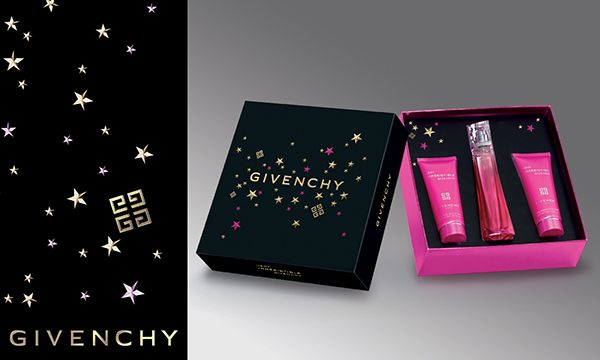 Givenchy Christmas 2020 GIVENCHY/ Coffret de Noël on Behance in 2020 | Book cover, Design