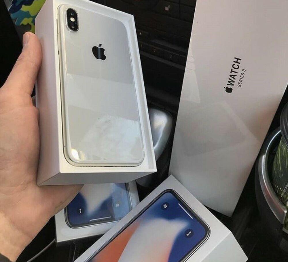 Apple Iphone Xs 256gb Silver Unlocked A1920 Cdma Gsm Iphone Xs Iphonexs Iphone Cellular Phone Apple Iphone