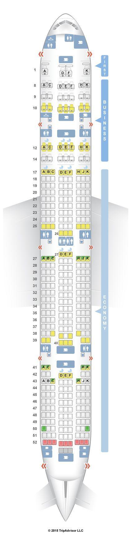 Boeing 777 300er Seating Air India New Blog Wallpapers Serdar
