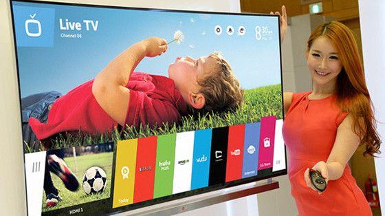 LG presenta su plataforma WebOS TV
