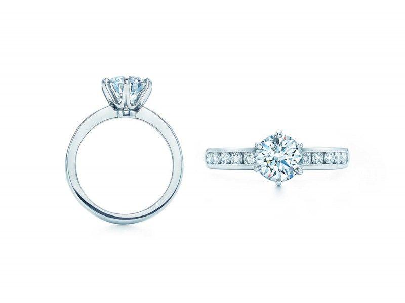 rivenditore all'ingrosso a1679 914b1 tiffany | Bigiotterie e preziosi | Anelli di fidanzamento ...