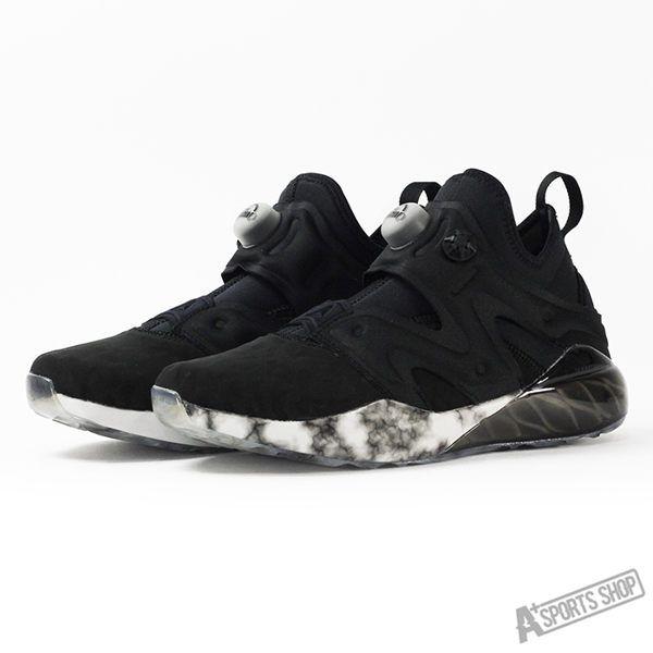 separation shoes 87af9 38b6d REEBOK 男THE PUMP IZARRE 慢跑鞋黑- AR3119   A+ SPORTS - Yahoo奇摩