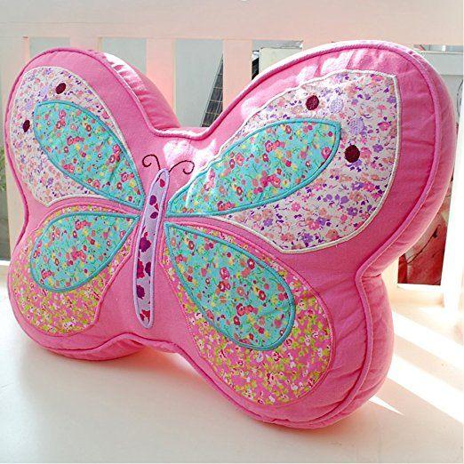 throw pillows bed butterfly pillow