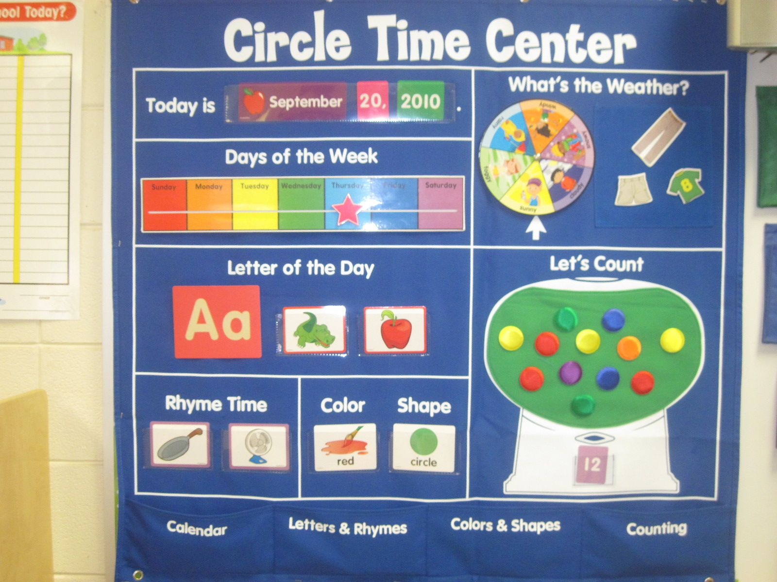 Kindergarten Calendar Center : Morning meeting circle time activities activity board